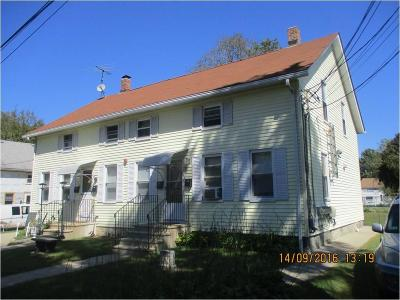 Coventry Multi Family Home Act Und Contract: 2 Henry Ct