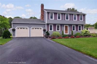 North Smithfield Single Family Home Act Und Contract: 11 Deerfield Dr