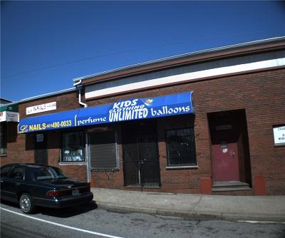 Providence Commercial For Sale: 161 - 175 Manton Av