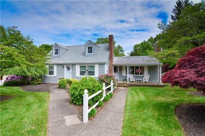 Cranston Single Family Home For Sale: 22 Oak View Dr
