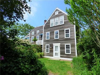 Block Island Single Family Home Act Und Contract: 1069 Beacon Hill Rd