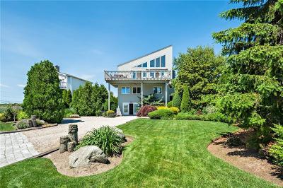 Narragansett Single Family Home For Sale: 8 Dunes Rd