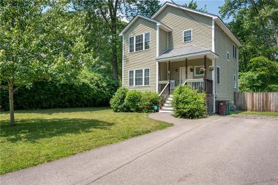 Woonsocket Single Family Home For Sale: 49 Wilcox St