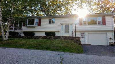 Woonsocket Single Family Home For Sale: 443 Welles St