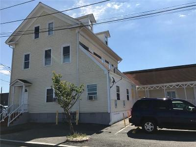 Providence Commercial For Sale: 191 Nashua St