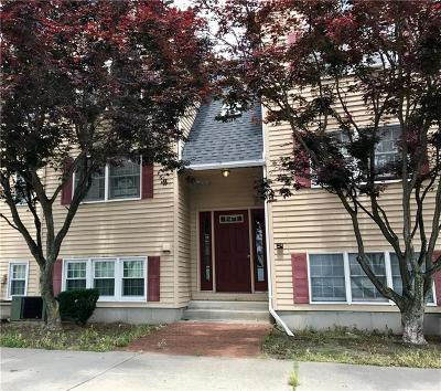 Bristol County, Kent County, Newport County, Providence County, Washington County Condo/Townhouse For Sale: 95 Park Pl