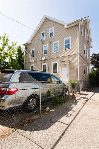 Multi Family Home Sold: 217 - 219 Amherst St