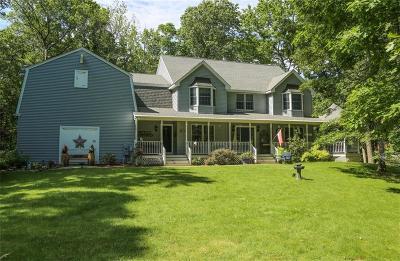 Cranston Single Family Home For Sale: 33 Primrose Dr