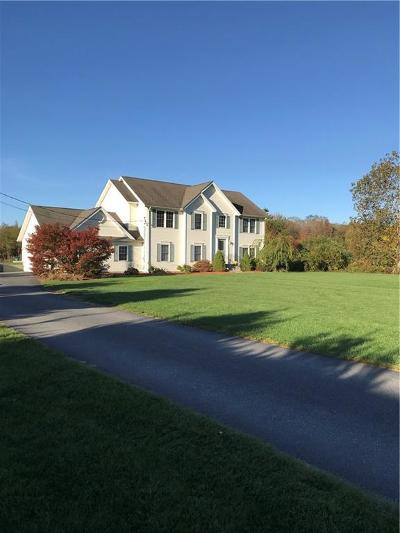 Burrillville Single Family Home For Sale: 466 Town Farm Rd
