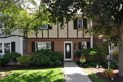 Cumberland Condo/Townhouse Act Und Contract: 2970 Mendon Rd, Unit#64 #64