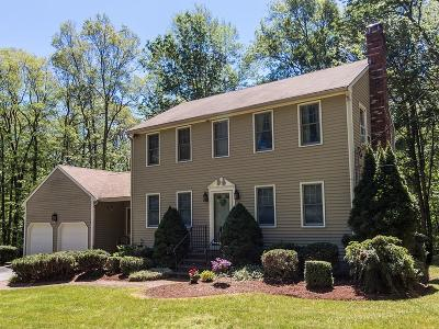 Burrillville Single Family Home For Sale: 145 West Rd