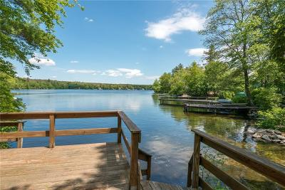 Burrillville Single Family Home For Sale: 54 Cove Rd