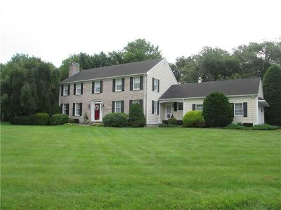 Lincoln Single Family Home Act Und Contract: 12 Maplewood Dr