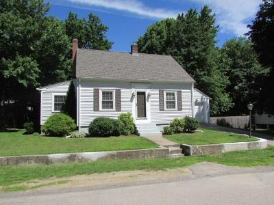North Smithfield Single Family Home Act Und Contract: 17 McCann St