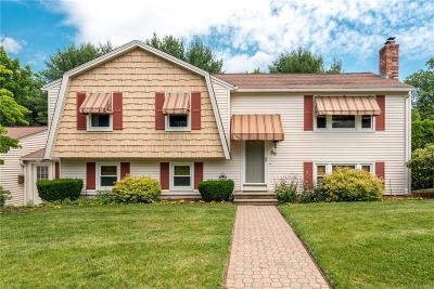 Woonsocket Single Family Home Act Und Contract: 86 Achille St