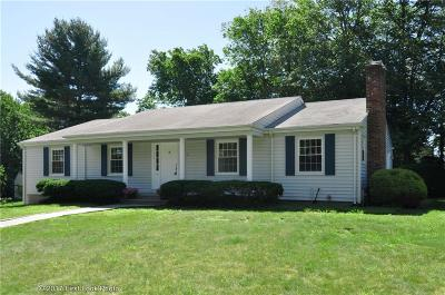 Lincoln Single Family Home Act Und Contract: 21 Musket Rd