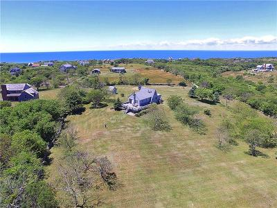 Block Island Single Family Home For Sale: 990 West Side Rd