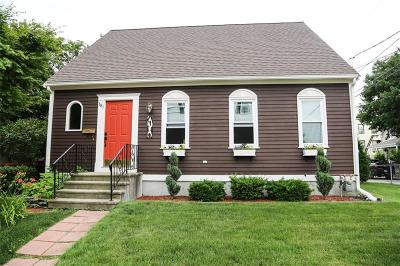 Woonsocket Single Family Home Act Und Contract: 381 Robinson St