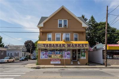 Cranston Commercial For Sale: 1289 Cranston St