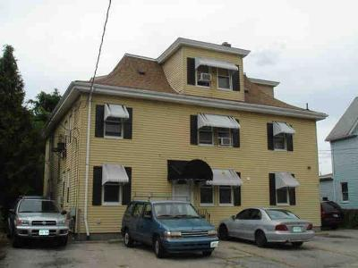 Pawtucket Commercial For Sale: 44 Campbell Ter