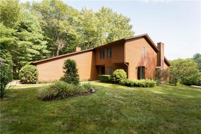 Exeter Single Family Home For Sale: 219 - A Hallville Rd