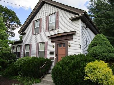Woonsocket Multi Family Home For Sale: 589 Pond St