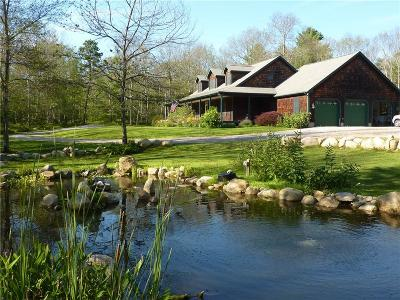 Hopkinton Single Family Home For Sale: 65 Canonchet Driftway