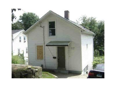 Multi Family Home For Sale: 448 Mineral Spring Av