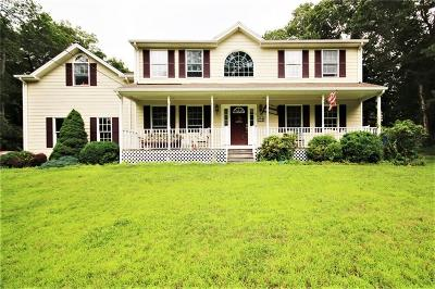 Lincoln Single Family Home Act Und Contract: 8 Dexter Rock Rd
