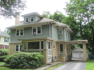 Woonsocket Single Family Home For Sale: 544 Harris Av