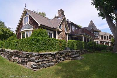 Narragansett Single Family Home For Sale: 500 Old Boston Neck Rd