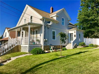 Woonsocket Single Family Home Act Und Contract: 260 Jenckes St