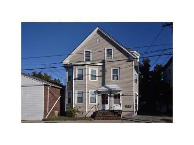 Cranston Multi Family Home For Sale: 1327 Cranston St