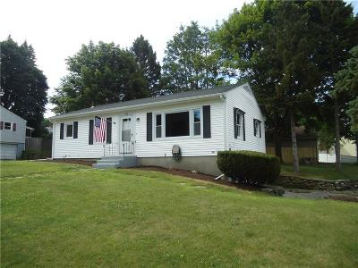 Woonsocket Single Family Home Act Und Contract: 119 Marshall Rd