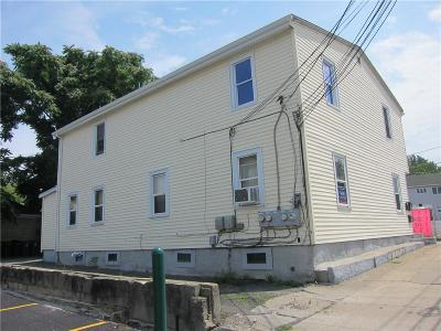 Woonsocket Multi Family Home For Sale: 278 Bernon St