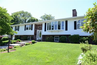 Johnston Single Family Home For Sale: 2 Green Valley Dr