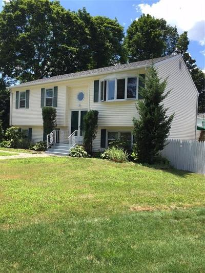 Cranston Single Family Home For Sale: 29 Old Spring Rd