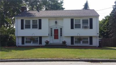 Woonsocket Single Family Home Act Und Contract: 38 Rustic Dr