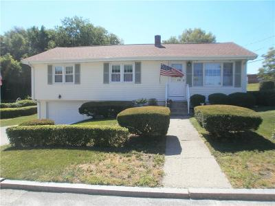 Woonsocket Single Family Home For Sale: 58 Franklin St