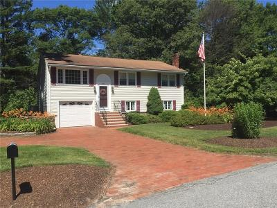 North Smithfield Single Family Home For Sale: 11 Old Field Dr