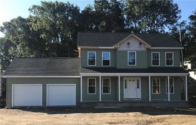 Johnston Single Family Home For Sale: 0 - Lot 8 Boulder Dr