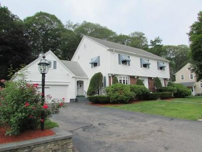 Woonsocket Single Family Home Act Und Contract: 395 Woodland Rd