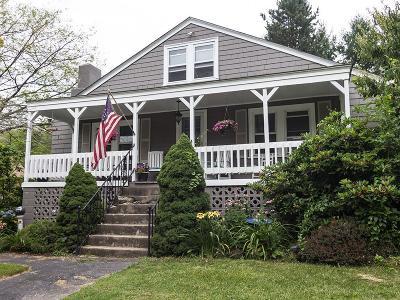 Johnston Single Family Home For Sale: 615 Central Av