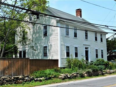 Hopkinton Single Family Home For Sale: 1 Clarks Falls Rd