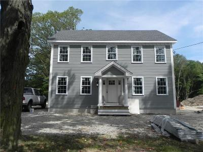 North Providence Single Family Home For Sale: 583 Fruit Hill Av