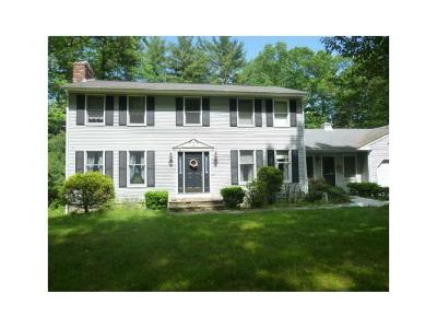 Smithfield Single Family Home For Sale: 91 Mapleville Rd