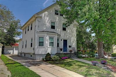 Cranston Single Family Home For Sale: 1880 Broad St