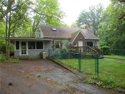North Smithfield Single Family Home For Sale: 835 Great Rd