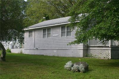 Portsmouth Single Family Home For Sale: 0146 Daniel Av