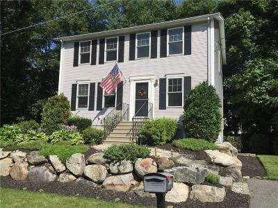 Cumberland Single Family Home Act Und Contract: 85 North Garden St